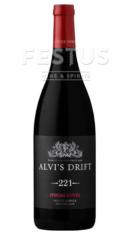 Festus   Alvi's Drift 221 Special Cuvee 2019