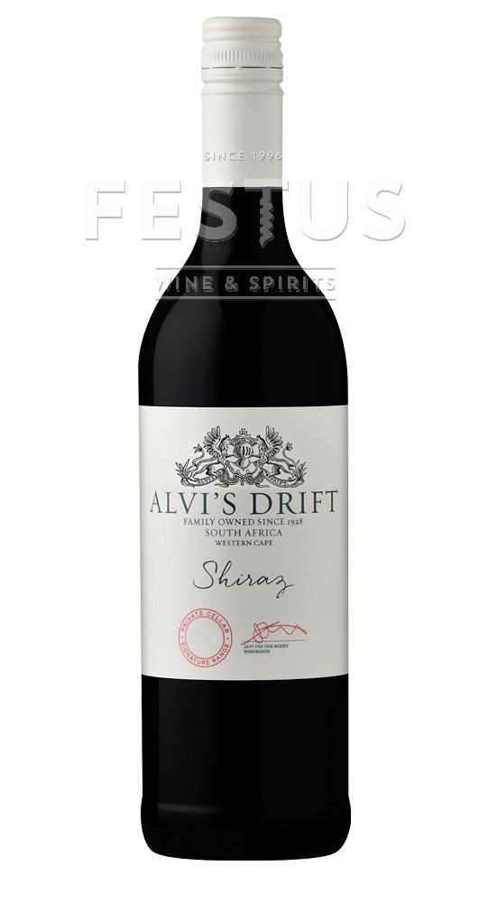 Festus   Alvi's Drift Signature Shiraz 2020