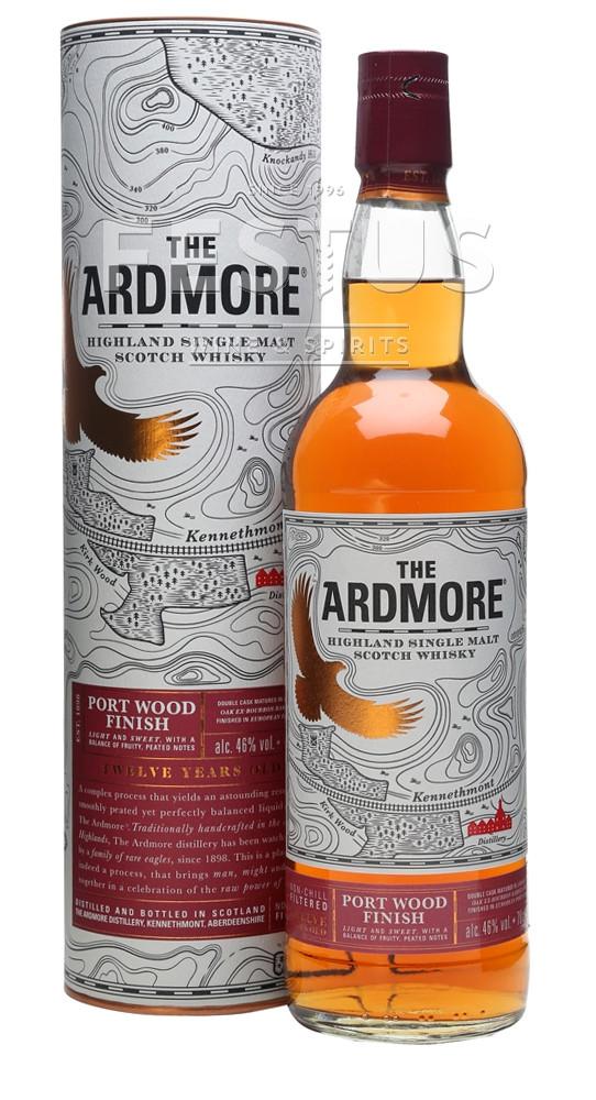 Festus   Ardmore 12 YO Port Wood Finish