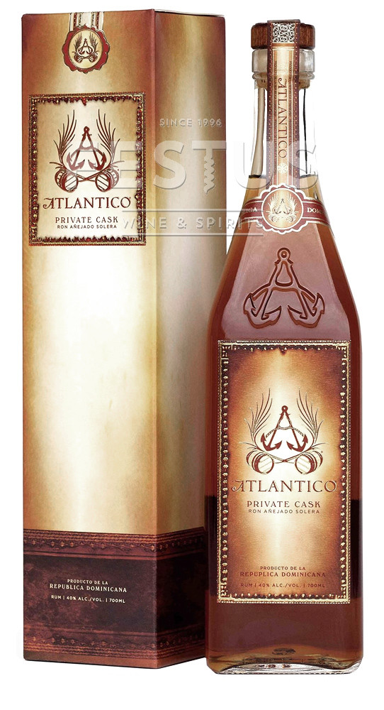 Festus | Atlantico Private Cask Ron Anejado Solera