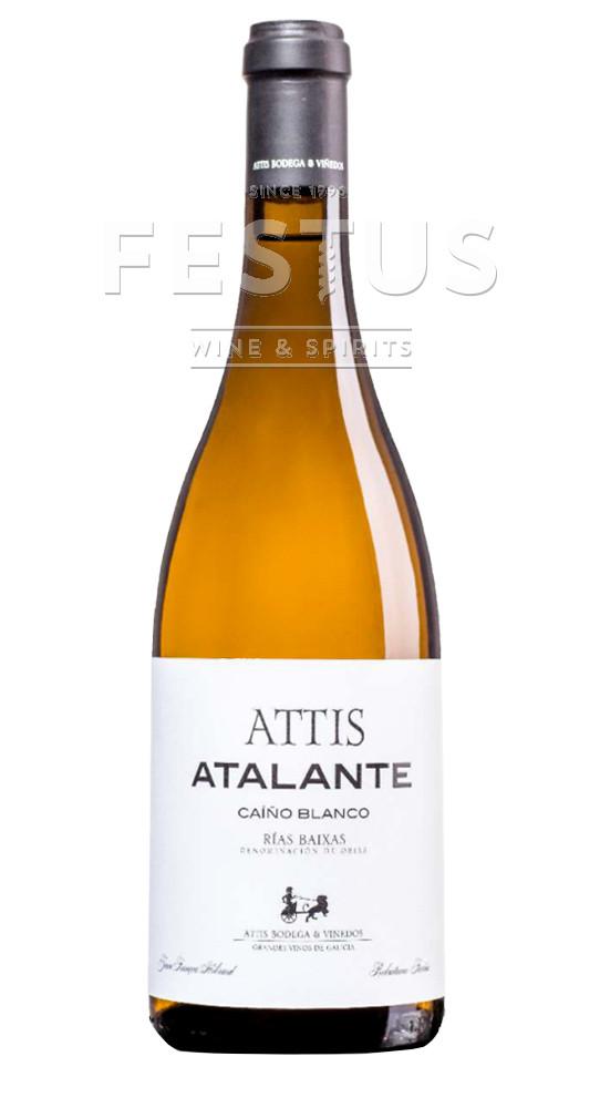 Festus | Attis Bodegas y Vinedos Attis Atalante Caino Blanco 2018