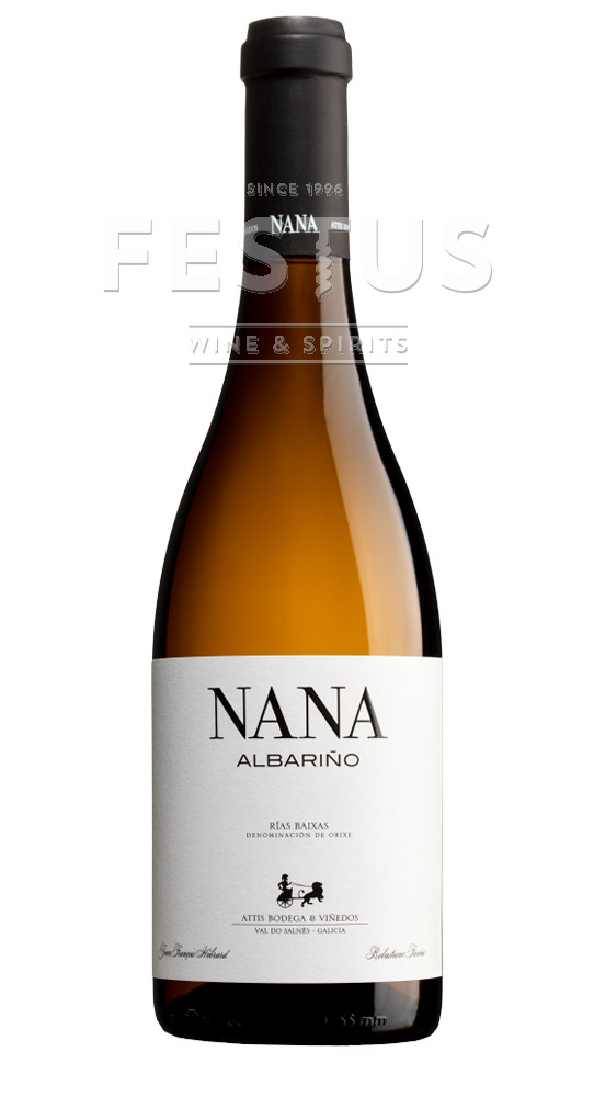 Festus | Attis Bodegas y Vinedos Attis Nana Albarino 2018