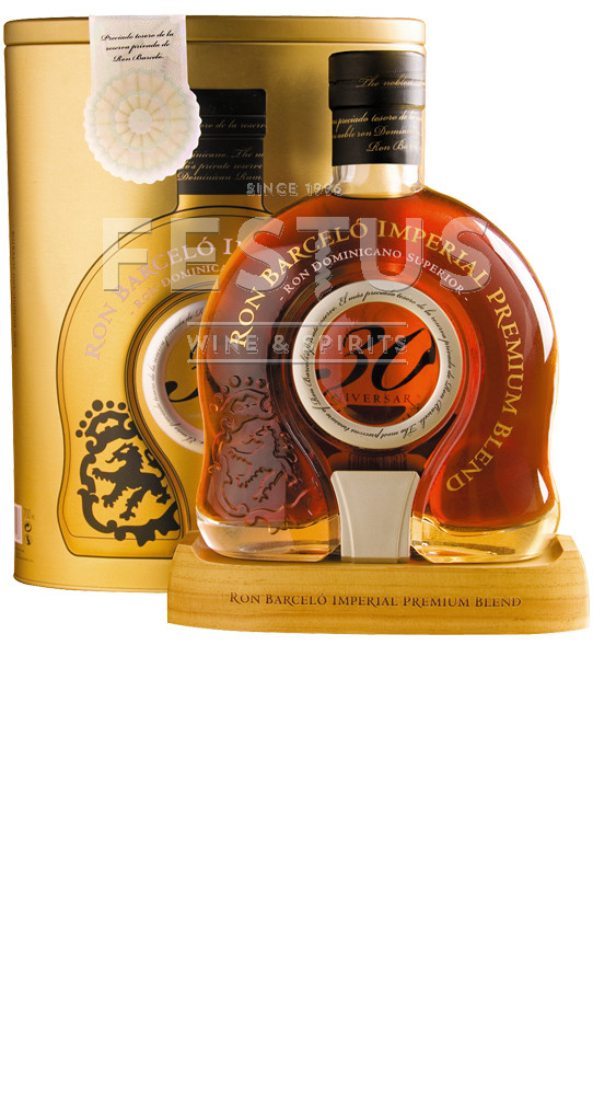 Festus | Ron Barcelo Imperial Premium Blend 30 Aniversario Rum