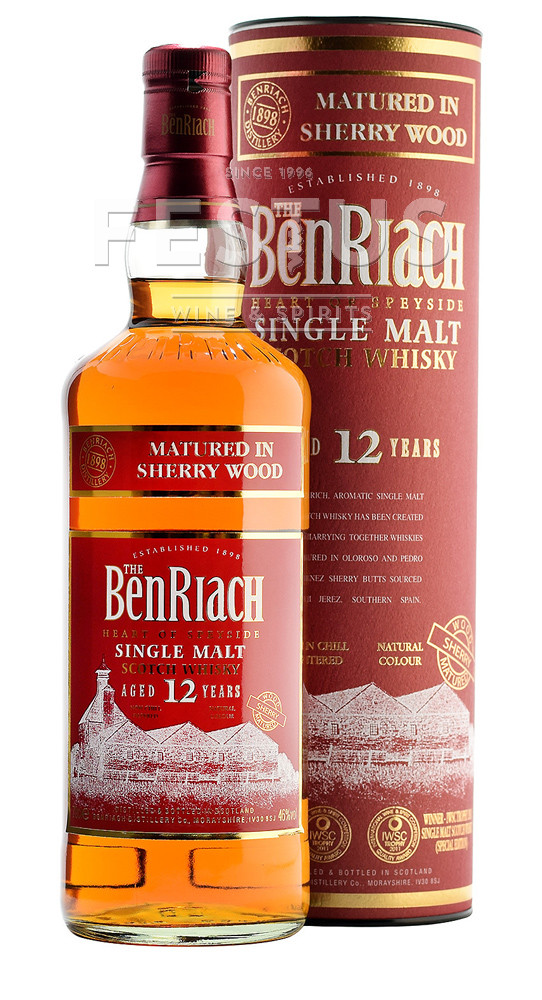 Festus | BenRiach 12 YO Sherry Wood