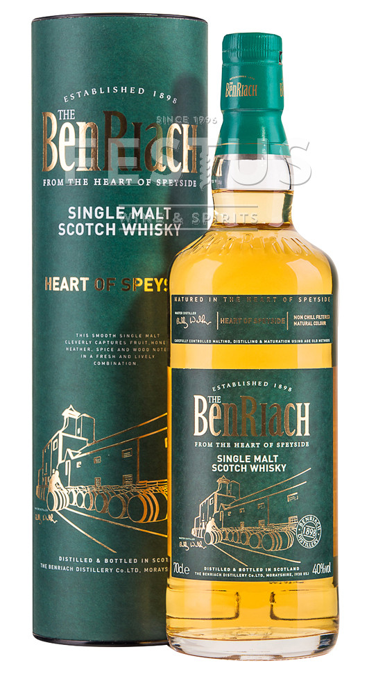 Festus | BenRiach Heart of Speyside