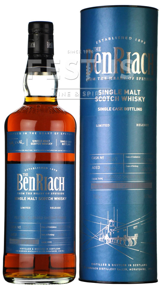 Festus | BenRiach 11 YO Single Cask #4156 Marsala 2006 *