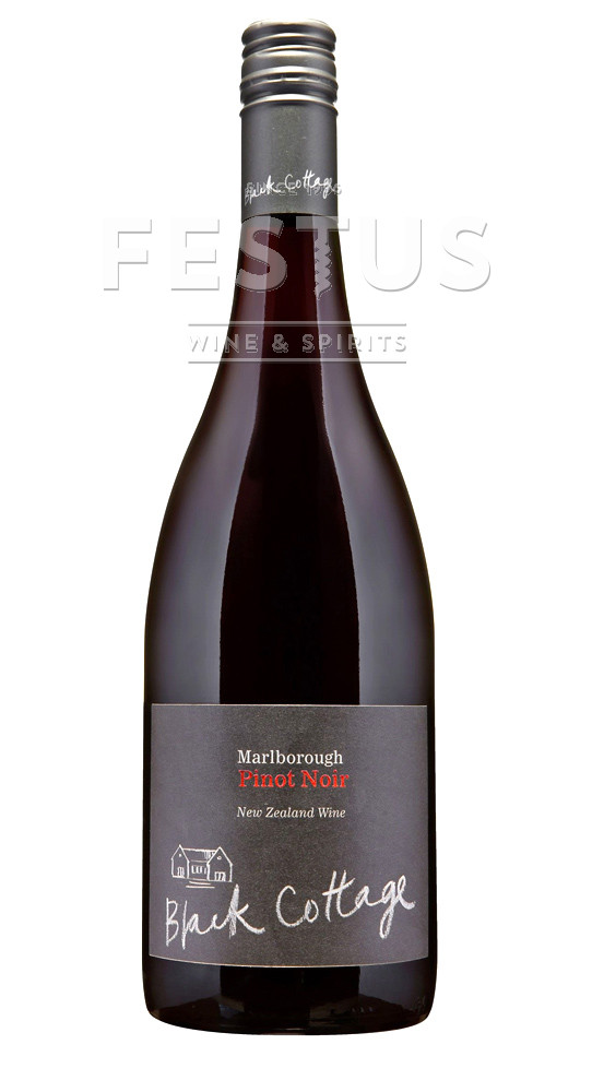 Festus | Two Rivers Black Cottage Pinot Noir 2018
