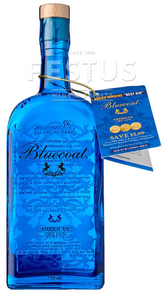 Festus | Bluecoat American Dry Gin
