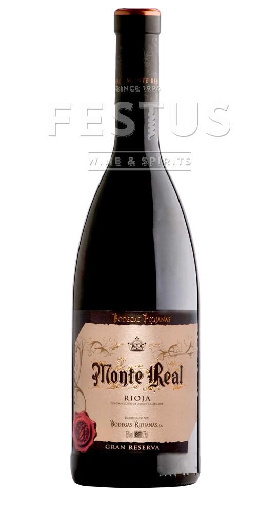 Festus | Bodegas Riojanas Monte Real Gran Reserva 2012