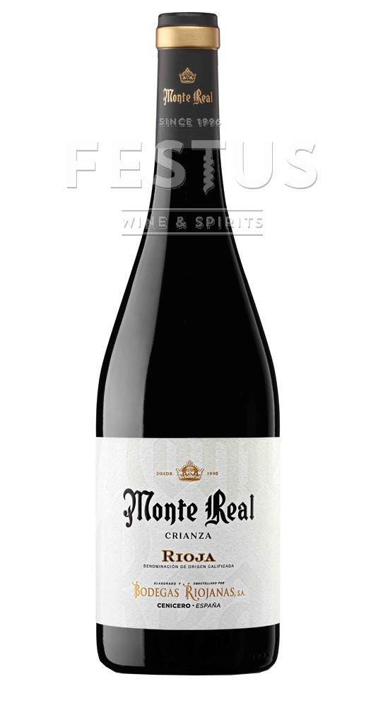Festus   Bodegas Riojanas Monte Real Crianza 2017