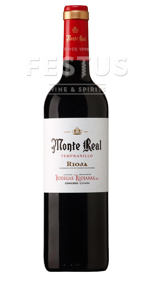 Festus | Bodegas Riojanas Monte Real Tempranillo 2020