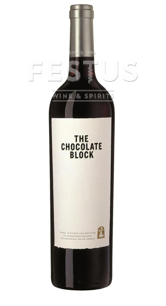 Festus   Boekenhoutskloof The Chocolate Block 2015