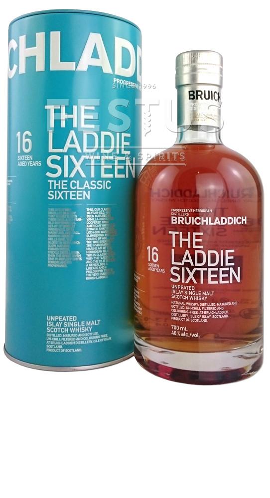 Festus   Bruichladdich Laddie Sixteen 16 YO