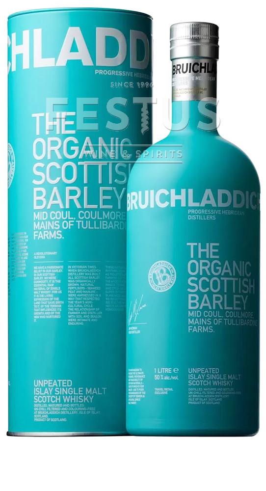 Festus | Bruichladdich Organic Scottish Barley 100cl
