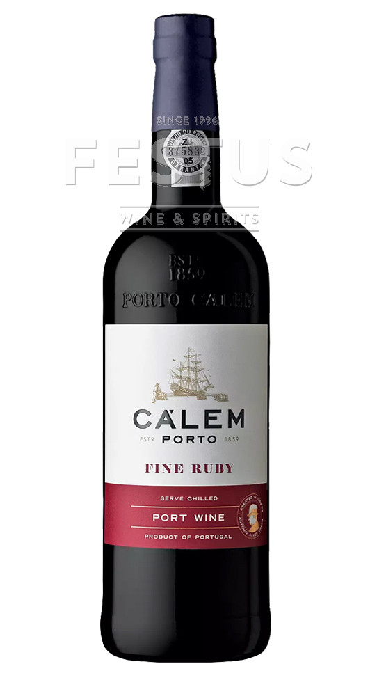 Festus | Calem Porto Fine Ruby