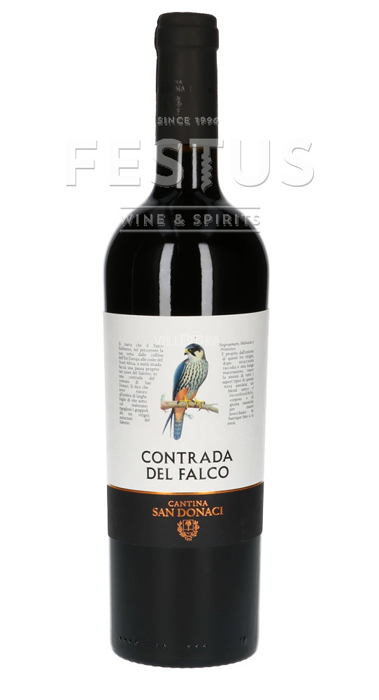 Festus   Cantina San Donaci Contrada Del Falco Salento 2017