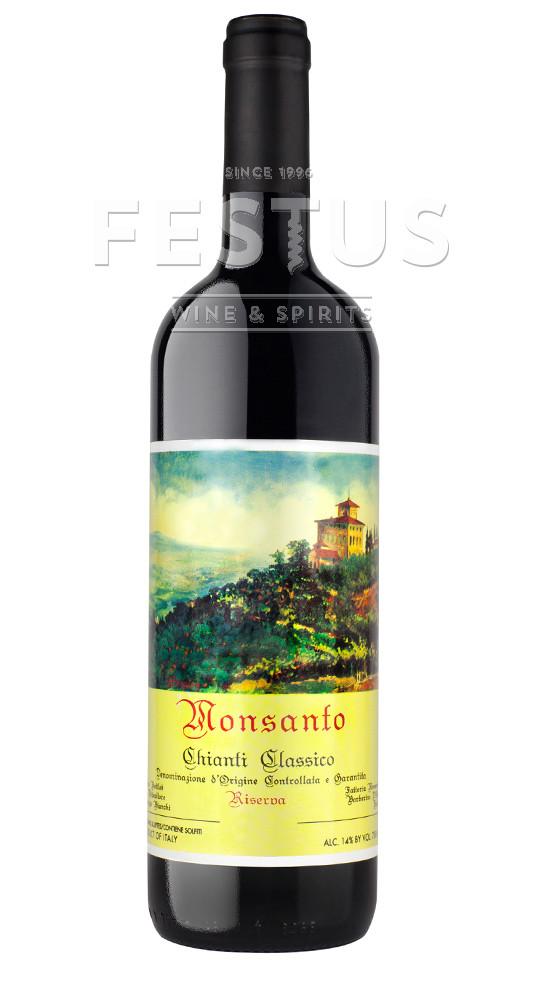Festus | Castello di Monsanto Chianti Classico Riserva 2014