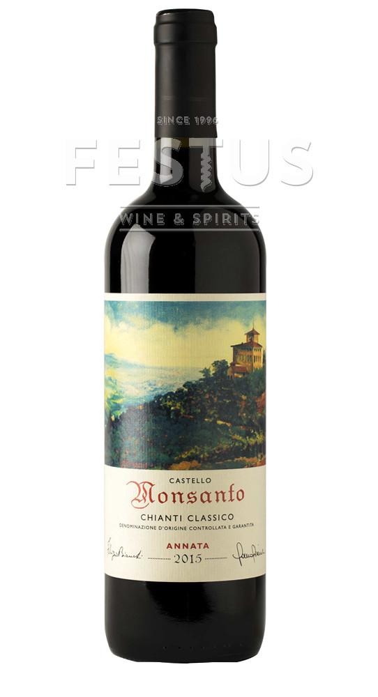 Festus | Castello di Monsanto Chianti Classico 2015