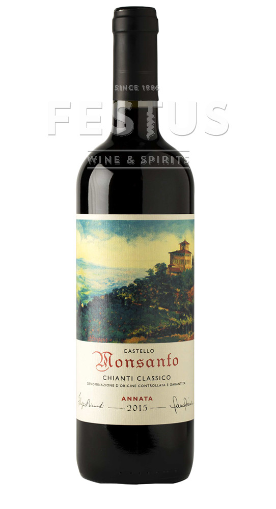 Festus | Castello di Monsanto Chianti Classico 2015 Magnum