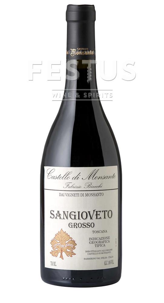 Festus   Castello di Monsanto Fabrizio Bianchi Sangioveto Grosso 2009