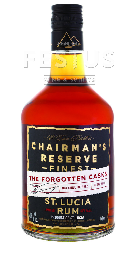 Festus | Chairman's Reserve Finest The Forgotten Casks *