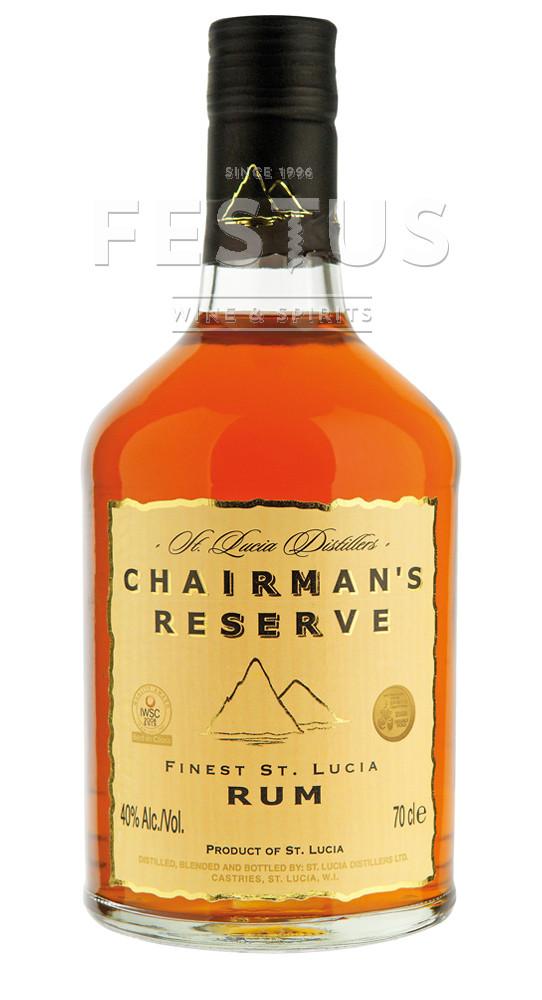Festus   Chairman's Reserve Rum