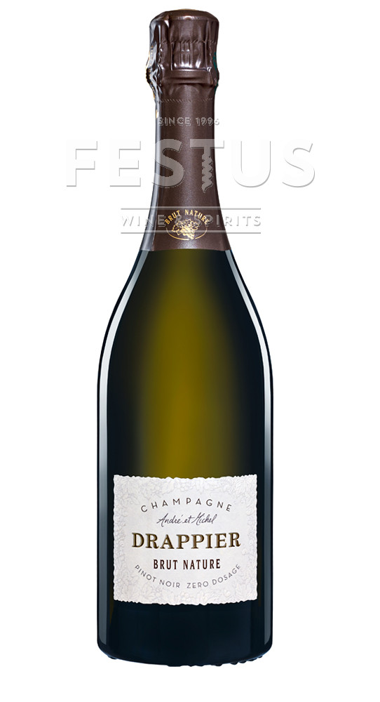 Festus | Drappier Brut Nature Pinot Noir Zero Dosage