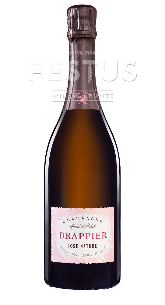 Festus | Drappier Brut Nature Pinot Noir Zero Dosage Rose
