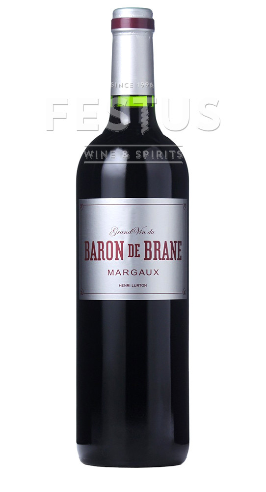 Festus | Chateau Brane Cantenac Baron De Brane 2014