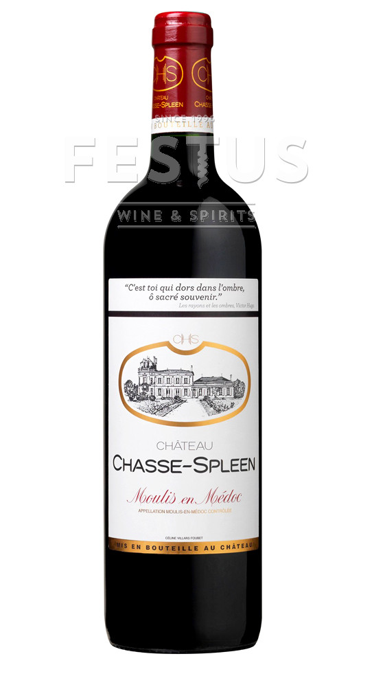 Festus | Chateau Chasse Spleen 2014