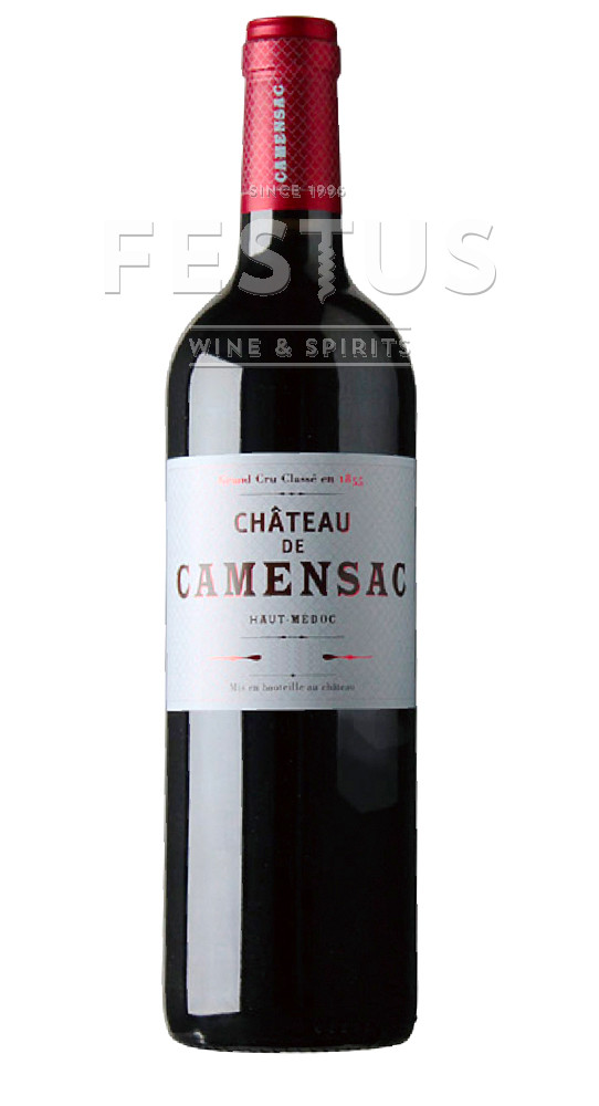 Festus | Chateau de Camensac 2014