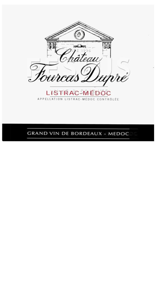 Festus | Chateau Fourcas Dupre 2014