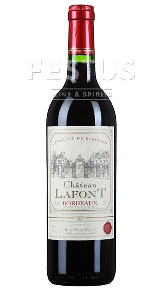 Festus   Chateau Lafont 2016