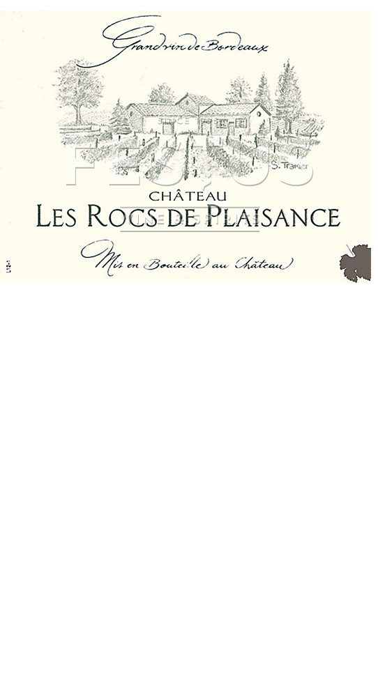 Festus | Chateau Les Rocs de Plaisance 2016