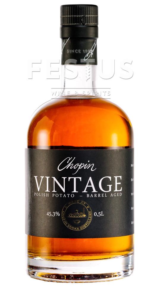 Festus | Chopin Wódka Vintage Barrel Aged 2014 *