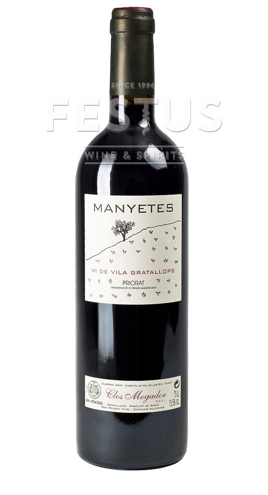 Festus | Clos Mogador Manyetes 2014