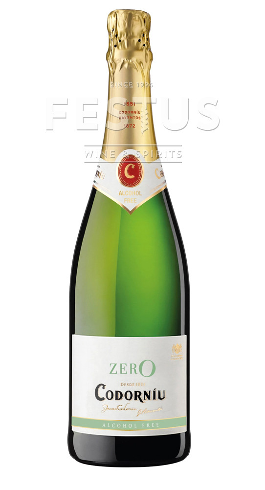 Festus | Codorniu Zero wino bezalkoholowe