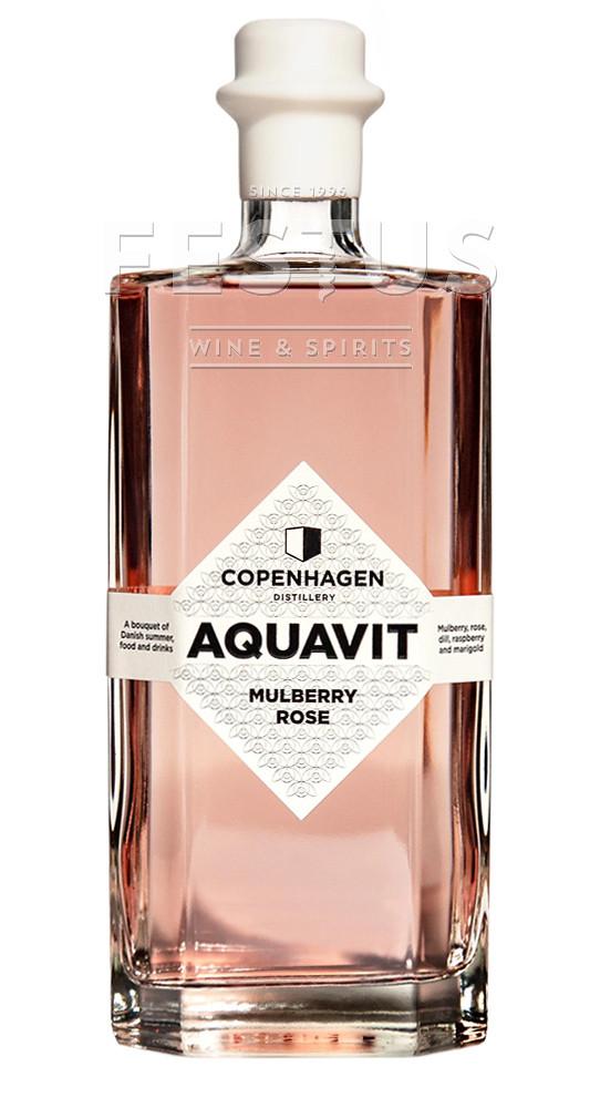 Festus   Copenhagen Distillery Aquavit Mulbery Rose