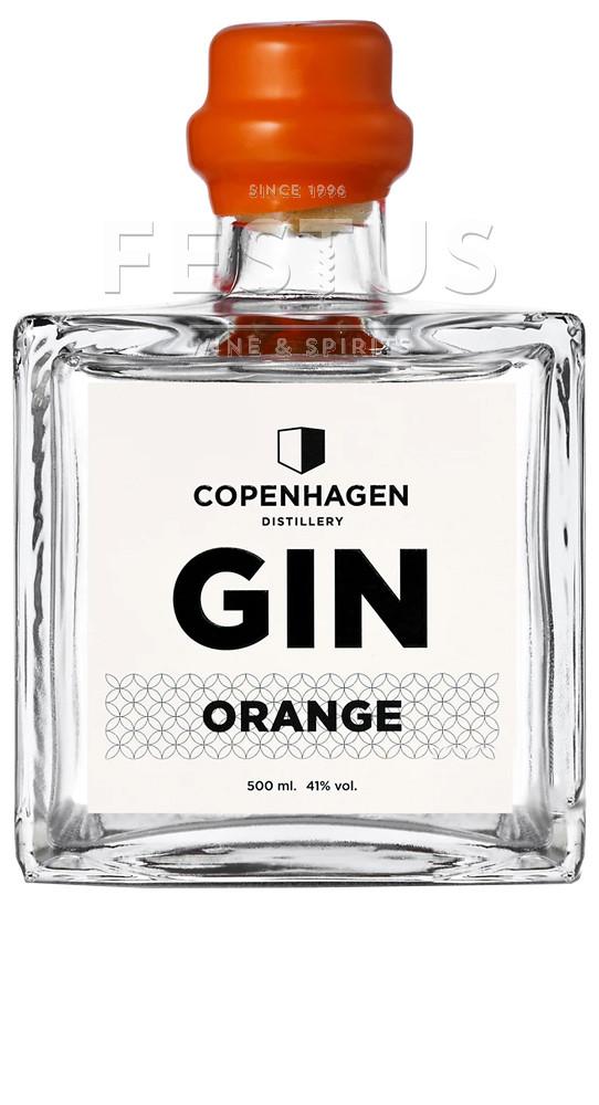 Festus | Copenhagen Distillery Gin Orange
