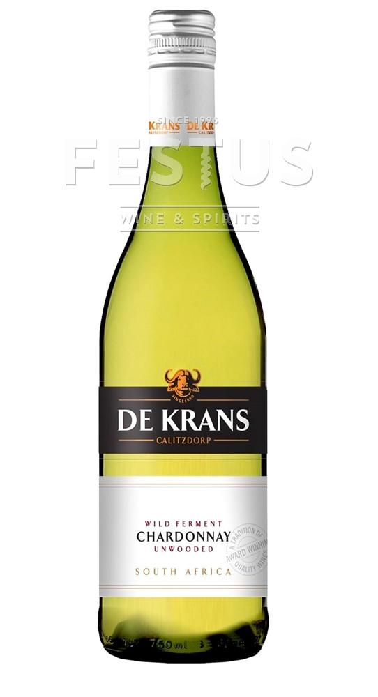 Festus | De Krans Chardonnay Unwooded 2016