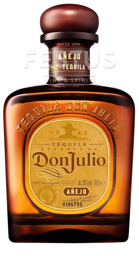 Festus | Don Julio Anejo Tequila