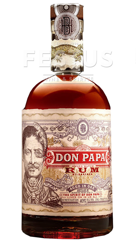 Festus | Don Papa Small Batch Rum