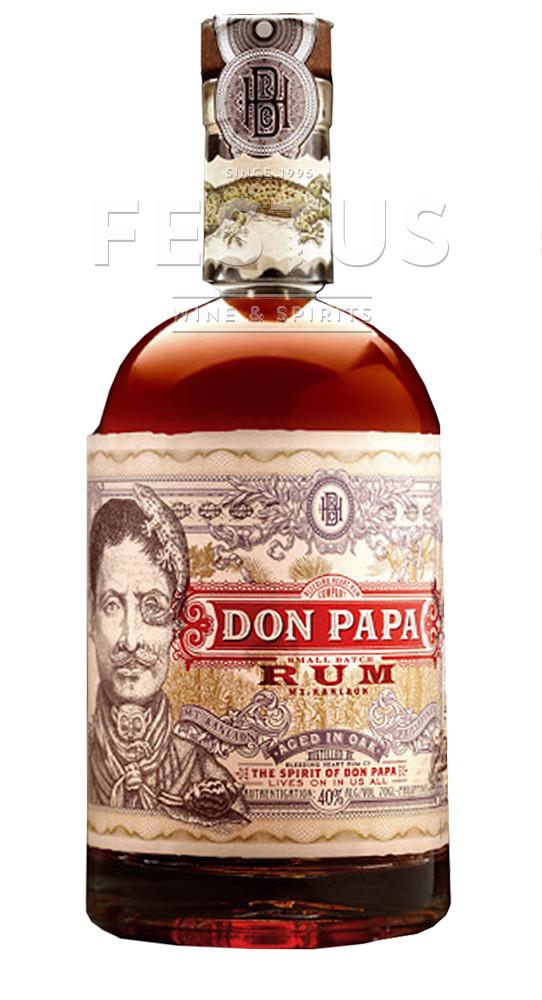 Festus | Don Papa Small Batch Rum