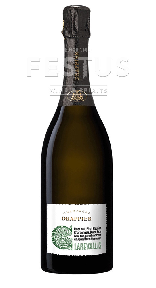 Festus | Drappier Clarevallis Extra Brut