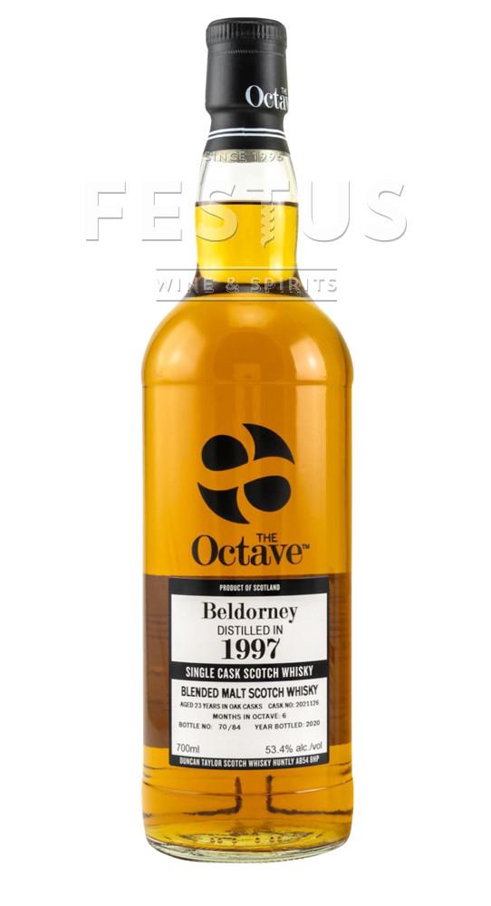 Festus | Duncan Taylor The Octave Beldorney 1997 23 YO (cask 2021126)