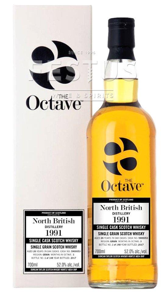 Festus | Duncan Taylor The Octave North British 1991 26 YO (cask 5900053)