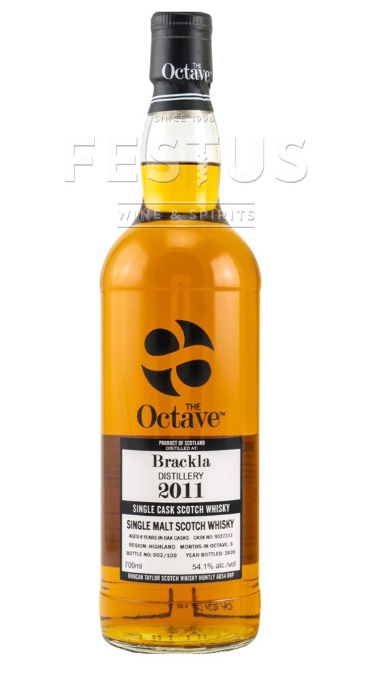 Festus | Duncan Taylor The Octave Royal Brackla 2011 8 YO (cask 9327313)