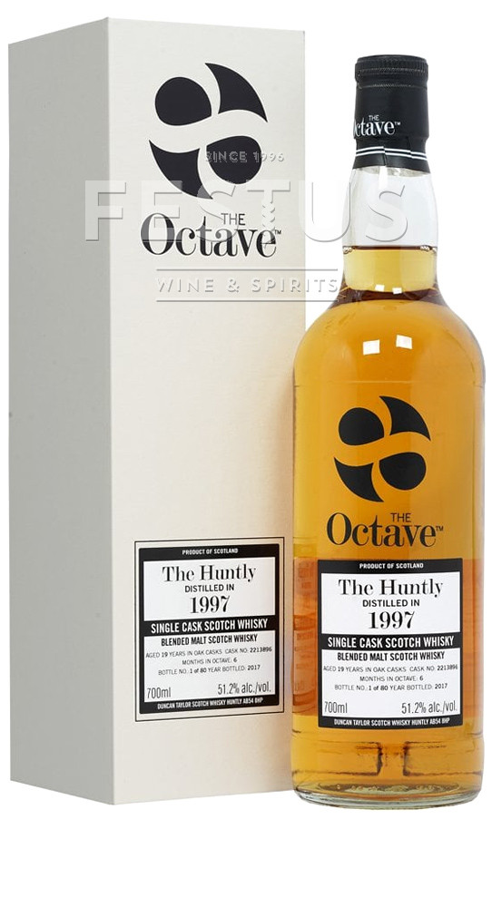 Festus   Duncan Taylor The Octave The Huntly 1997 19 YO (cask 2213925)