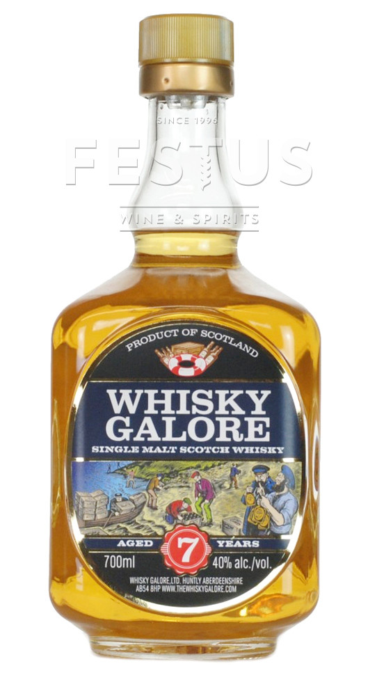 Festus | Duncan Taylor Whisky Galore 7 YO