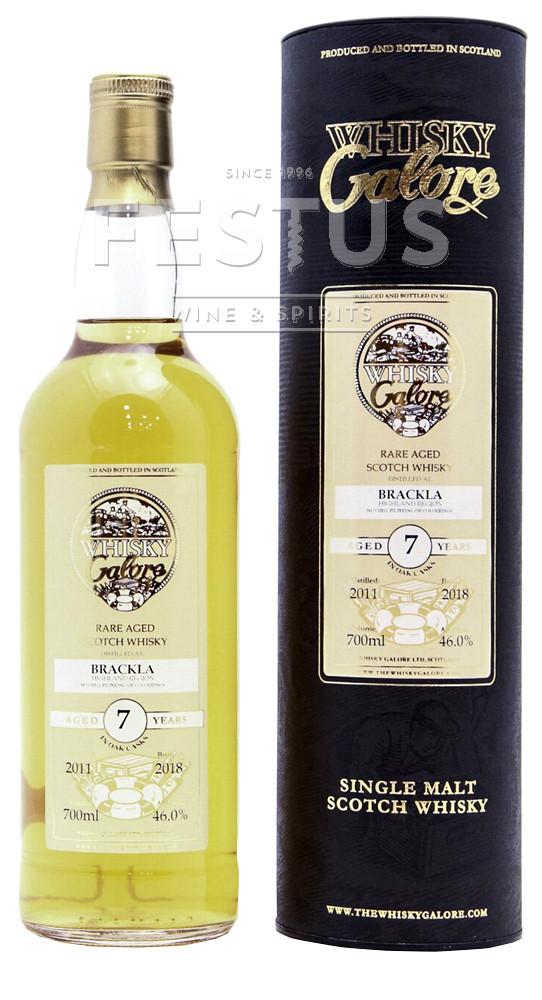 Festus | Duncan Taylor Whisky Galore Royal Brackla 2011 7 YO